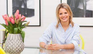 """REBELLE-Gründerin Cécile Wickmann: """"Es hilft zu verstehen, wie Investoren denken!"""""""