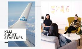 KLM Royal Dutch Airlines unterstützt nachhaltige Start-ups – Gewinne 10.000€ beim Startup Wettbewerb!