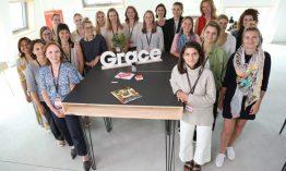 """Grace Digital Founders Campus startet Crowdfunding Kampagne: """"Die Stärkung von Frauen in der Wirtschaft ist ein wichtiger Schritt."""""""