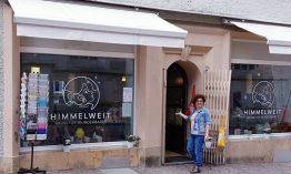 """Von der Physiotherapeutin zur Concept-Store Inhaberin: Gabriele Glatz eröffnete in nur 2 Wochen mit """"Himmelweit"""" ihren eigenen Laden"""
