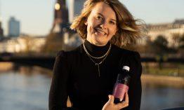 Carefuel Gründerin Vanessa Schäfer will mit Crowdfunding-Kampagne die Produktion ihres Vitamin-Drinks finanzieren